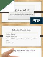Toko Pipa Rokok Jogja, Harga Cangklong Tembakau