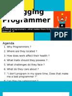 Debugging Programmers