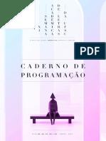 Caderno de Programação SdeL 2017