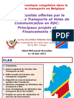 Mission Economique en Belgique - Version Finale[1]-Secteur Transport