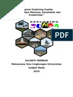 TOR Program Eksploring Sumba