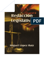 Redaccion Legislativa