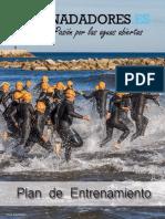 Plan de Entrenamiento Natacion Nivel Alto 4 Dias