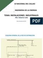 Instalacion Industrial GN 4 FIEE