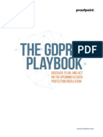 Soluções Proofpoint Pfpt Us Wp Gdpr Playbook