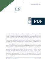 PTG do PRM ws dopuszczalności procedury ustalania granic przy aktualizacji danych