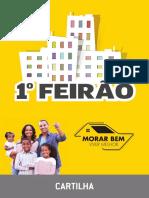 Cartilha Feirao Morar Bem Viver Melhor