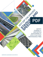 Galvanized Stadiums Speedways