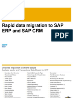 Data Migration Objects