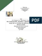 Kuri_Ariel_militarización Guerra y Geopolitica