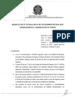 Resolução 127 IFSP