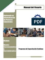 Mandos Electroneumaticos Electrohidraulicos-MINDEF 1357