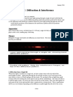 19U Diffraction & Interference