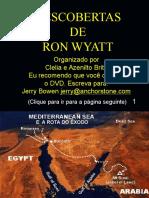 Êxodo Decodificado Arqueologicamente - RON WYATT