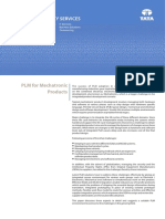 EIS Whitepaper PLM for Mechatronic Products 10 2009