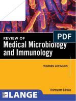 Lange Review of Medical Microbiology and Immunology 13e