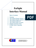 Py InterfaceManual