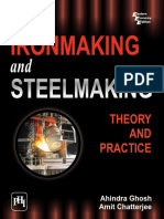 Ironmaking and Steelmaking Theory and Practice