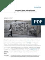 Turismofobia_ a Cara Menos Amável de Uma Indústria Bilionária _ Economia _ EL PAÍS Brasil
