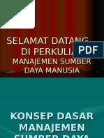 Sdm (Power Point)