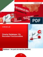 Regionales 2014 Database 12c Nouveautes