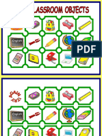 Classroom Objects Game 01