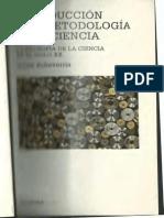 Echeverría, Javier - Introducción a La Metodología de La Ciencia