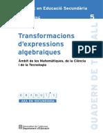 19 Transformacions Expressions Algebraiques