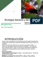 1. Ecología General y El Peru