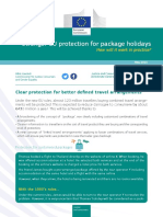 Factsheet New Package Travel En