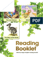 2016 Ks2 Englishreading Readingbooklet 26012016 PDFA