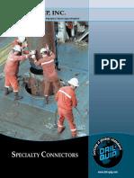 13. Specialty Casing Connectors