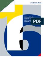 Bie Bulletin 2016 Ing FR