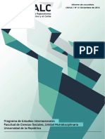 Argentina Reconfigurando El Regionalismo