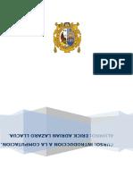 Diseño Interno y Operatividad Funcional de Las PC