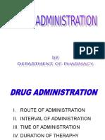 2 Drug Administration