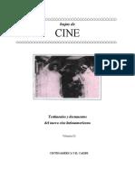 Hojas de Cine III. Testimonios y Documentos Del NCL