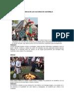 Diferencia en Las Culturas de Guatemal1