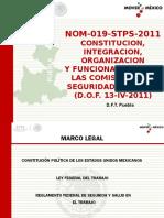 NOM-019-STPS-2011