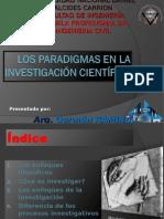 SESION N° 02 - PARADIGMAS DE LA INVESTIGACION