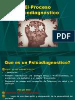 El Proceso Psicodiagnóstico (1 Clase)