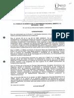 Acuerdo 012 Diciembre 2007