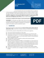 Prueba Especial de Admision a Actuacion Teatral Ano 2017 PDF 247 Kb