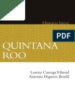 Lorena Careaga Historia Breve de Quintana Roo