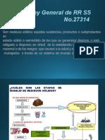 Clase N_ 01 Concepto de Residuos Solidos