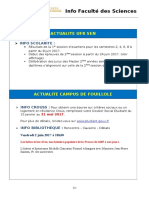 Info Faculte Des Sciences