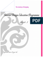 Academy of Designing - Information Packet- Word Format