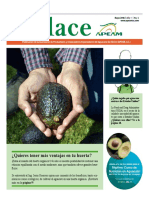 Publicación de la Asociación de Productores y empacadores Exportadores de Aguacate de México