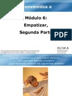 6. Modulo a (Metacognicion II)