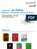 Curso Completo - Banco de Dados - Modulo I